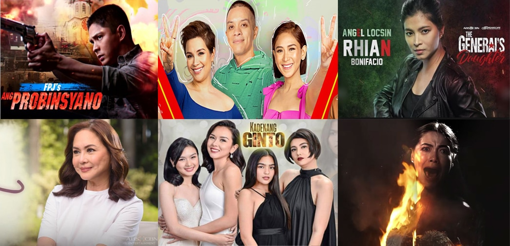 ABS-CBN keeps  lead in TV ratings nationwide