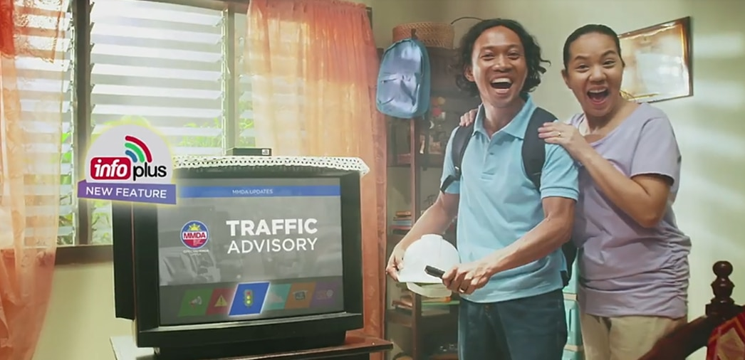 ABS-CBN TVplus partners with MMDA for real-time traffic updates