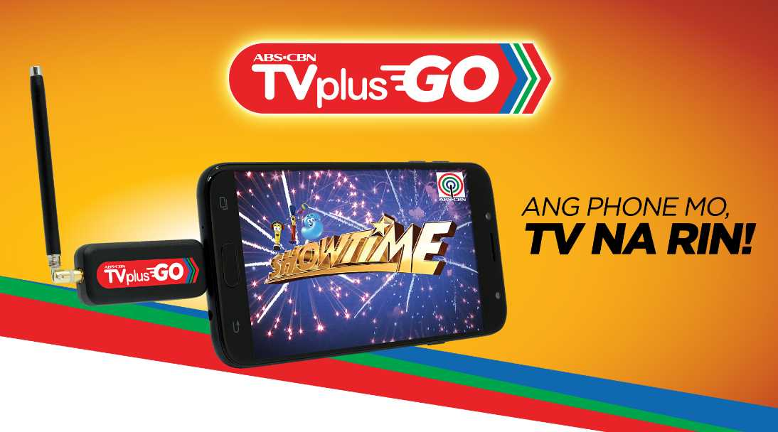 ABS-CBN launches another first--TVplus Go