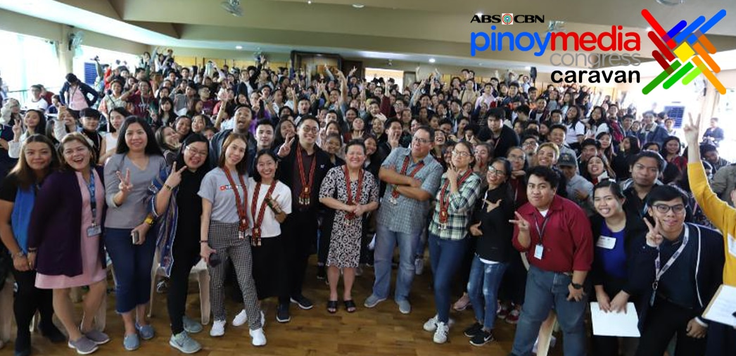 Students in North Luzon gain new knowledge on media in ABS-CBN's Pinoy Media Congress Caravan