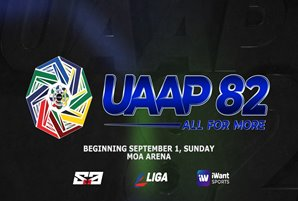 UAAP Season 82 opens Sunday on ABS-CBN S+A and iWant