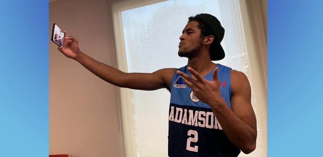 More than Basketball: Jerrick Ahanmisi