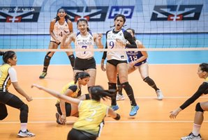 UAAP Volleyball Finals blazes through ABS-CBN S+A, iWant Sports