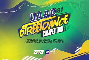 UAAP Season 81 Streetdance Competition grooves on ABS-CBN S+A