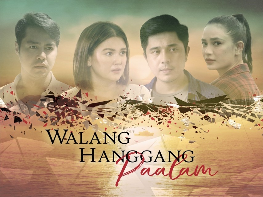 """Search for a missing child leads to a string of revelations in the action-drama series, """"Walang Hanggang Paalam"""" (Irreplaceable)"""