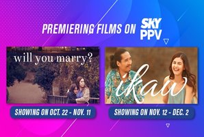 Pinoy family-drama shot in Denmark 'Will You Marry' showing on SKY Pay-Per-View