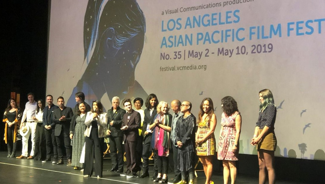 'Yellow Rose' bags the Grand Jury Award at three festivals in a row