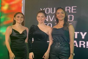 """Elisse, Arielle, and Barbie endager their lives for social media in iWant original """"You Have Arrived"""""""
