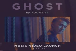 "Young JV launches new music video for ""Ghost"""